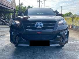 Toyota Fortuner TRD 2018