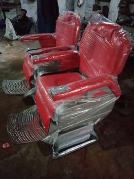 New saloon and parlour chairs with whole sale price specially hydrolic