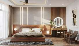 Planning and interiors should have idea on autocad and 3d software
