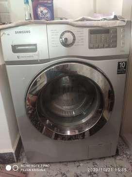 Samsung automatic front load washing machine