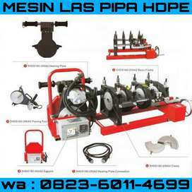 Jual Mesin Las Pipa Manual | Mesin Butt Fusion Welding Machine