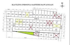 Tuku Kavling Siap Bangun di Sawangan, Harga Murah dan Legalitaspun SHM
