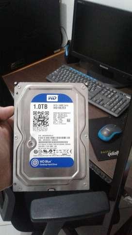 HARDISK SATA 1GB