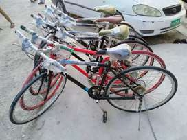 Japani imported cycles