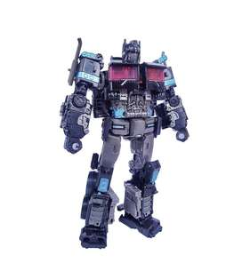 Action Figure Transformer dark commander optimus Prime miniatur Toy