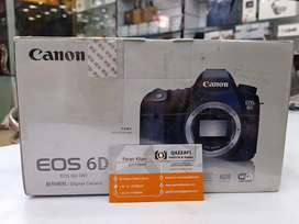 CANON 6D ONLY BODY SEALD BOX PACK