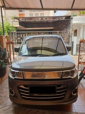 Dijual Suzuki Wagon R GS Tahun 2015