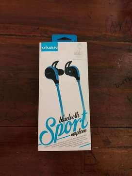 earphone vivan bt520 sport