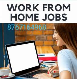 pvt ltd required urgent 185 Male fresher candidate job/homebased