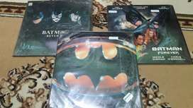Lawasan Laserdisc Seri Batman