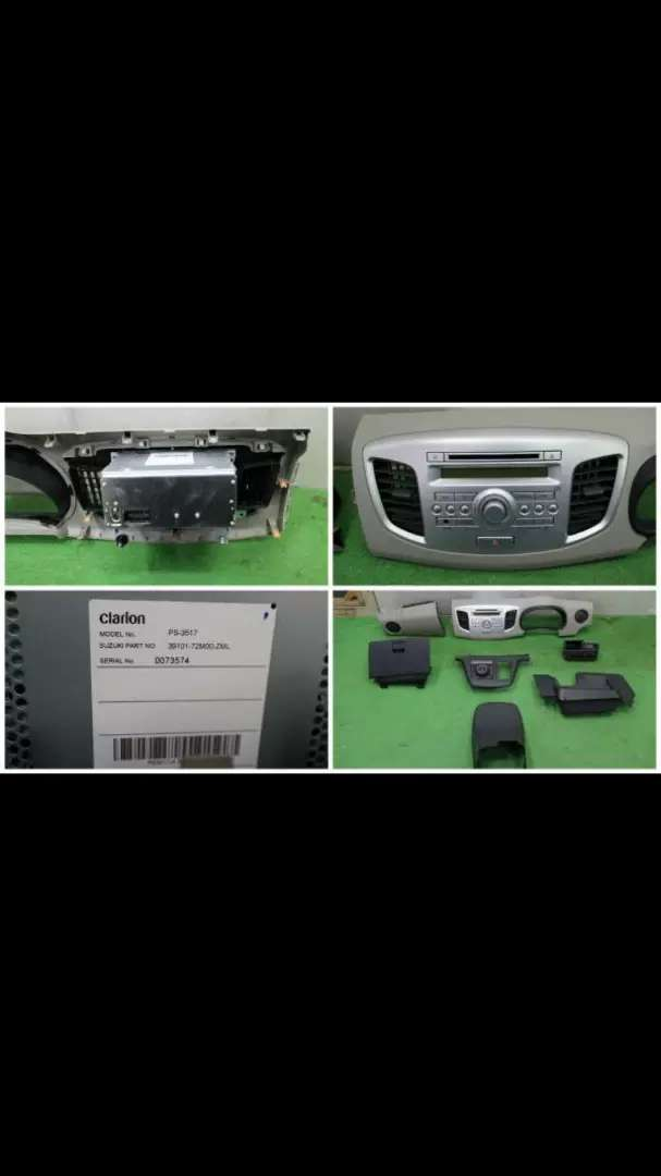 Genuine tape and dashboard for wagon r stingray 0