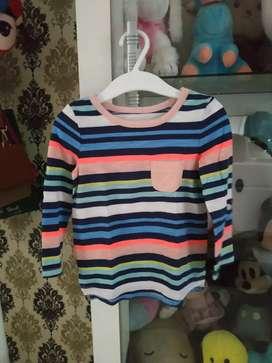 Kaos anak ber merk murah