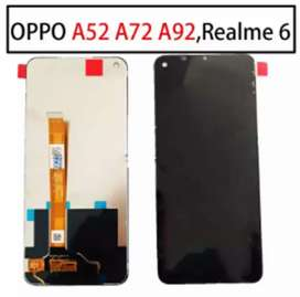 LCD OPPO A52 / A92 / REALME 6