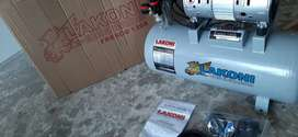 Kompresor LAKONI Fresco 130 x Tabung 30 liter oiless