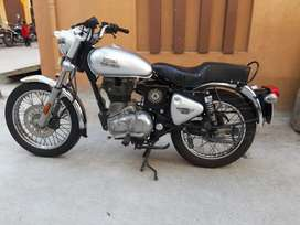 Royal Enfield Electra 350 Bullet in stock condition with all documents