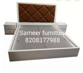 New modular bed 6x6.5  bed plywood 6
