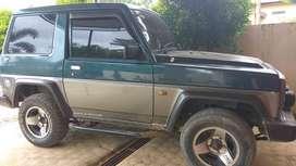 Dijual mobil feroza tahun 1995, 30 juta ( murah & siap jalan jauh)