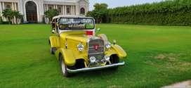 Customized Vintage Car Luxmi Motor Sirsa