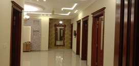 Beautiful brand new 1 kanal ground portion for rent in bahria town