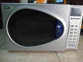 Microwave u-rolux