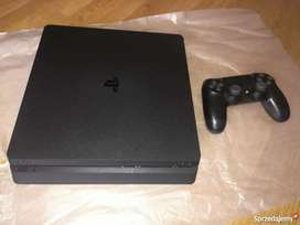 16New Games+1TB PS4 Modal Slim Sony 1 Year old But used 8 to 9 times B