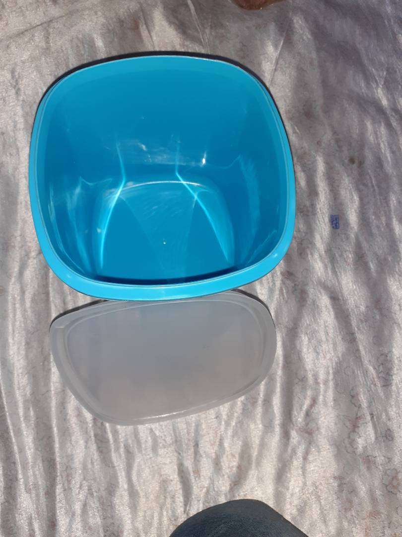 Plastic food buckets with lid for sale 175 / pcs 0