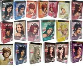 Miranda Premium Hair Color 30ml