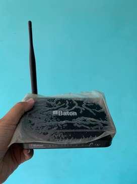 i-ball baton router