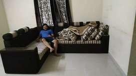 L Shape Sofa cum Bed in Aundh