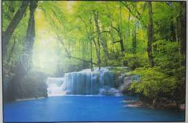 Wall painting ,Water Fall 2 ft*3ft size