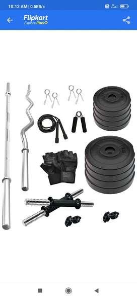 Home gym combo kit