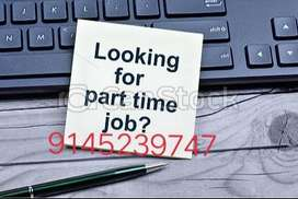 online part time job with free data connection