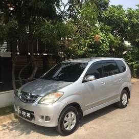 Toyota Avanza Tipe G Tahun 2010