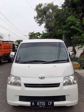 Daihatsu Grand Max Type D 1.3 2016 White/Putih