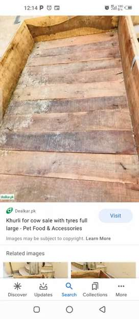 Khurli 10 x 4 for ten cows
