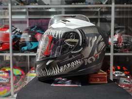 Helm KYT K2R Venom & R10 Kabuki