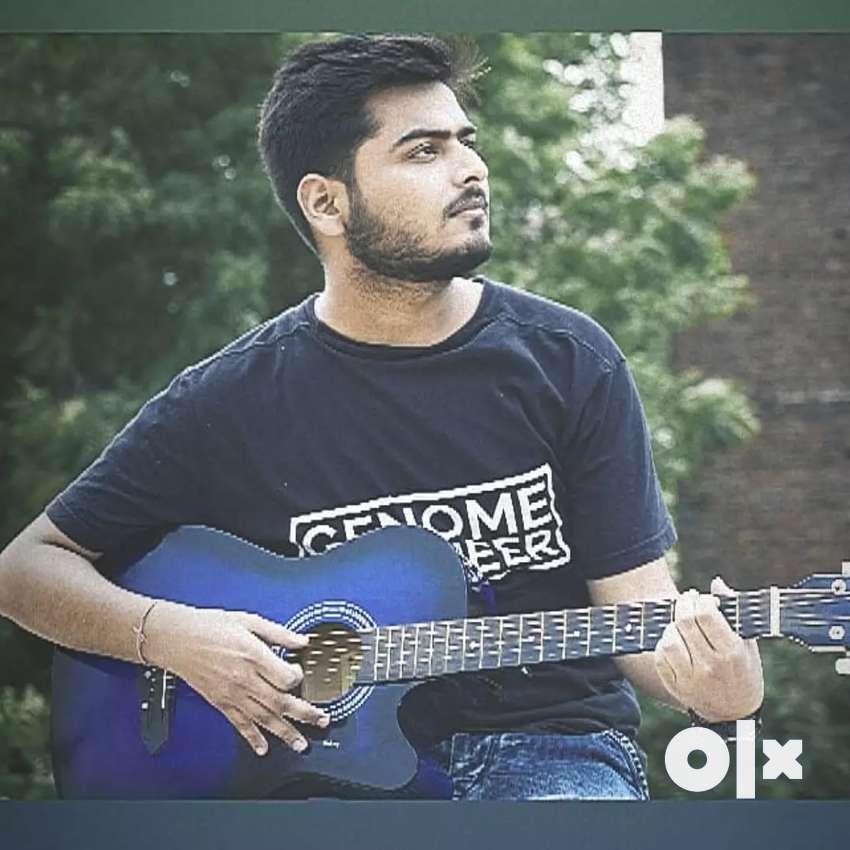 Guitar classes by vishesh Rai 0