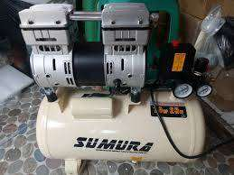 Kompresor Angin Oilless 1 Hp Sumura Kompressor Udara Oilles Compressor
