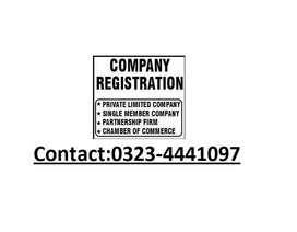 Company Registration | Private Limited | Single Member co | Firm | NTN