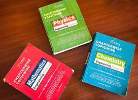 Physics, Chemistry, Maths reference books for 11th & 12th