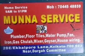 Munna service