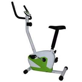 sepeda statis kardio fitnes I-445 // treadmill magnetik bike orbitrek