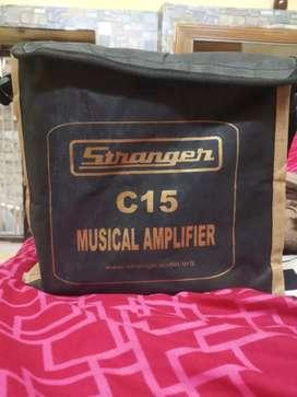 New amplifier  stranger c15