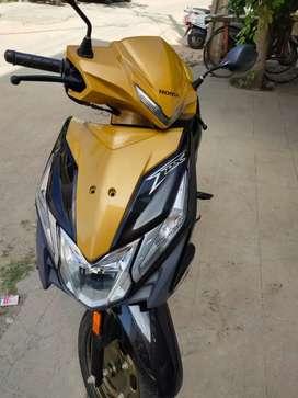 Honda Dio Dlx 2020 model for less price