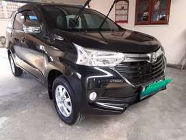 TOYOTA avanza G 1.3 manual Hitam kredit Dp ringan