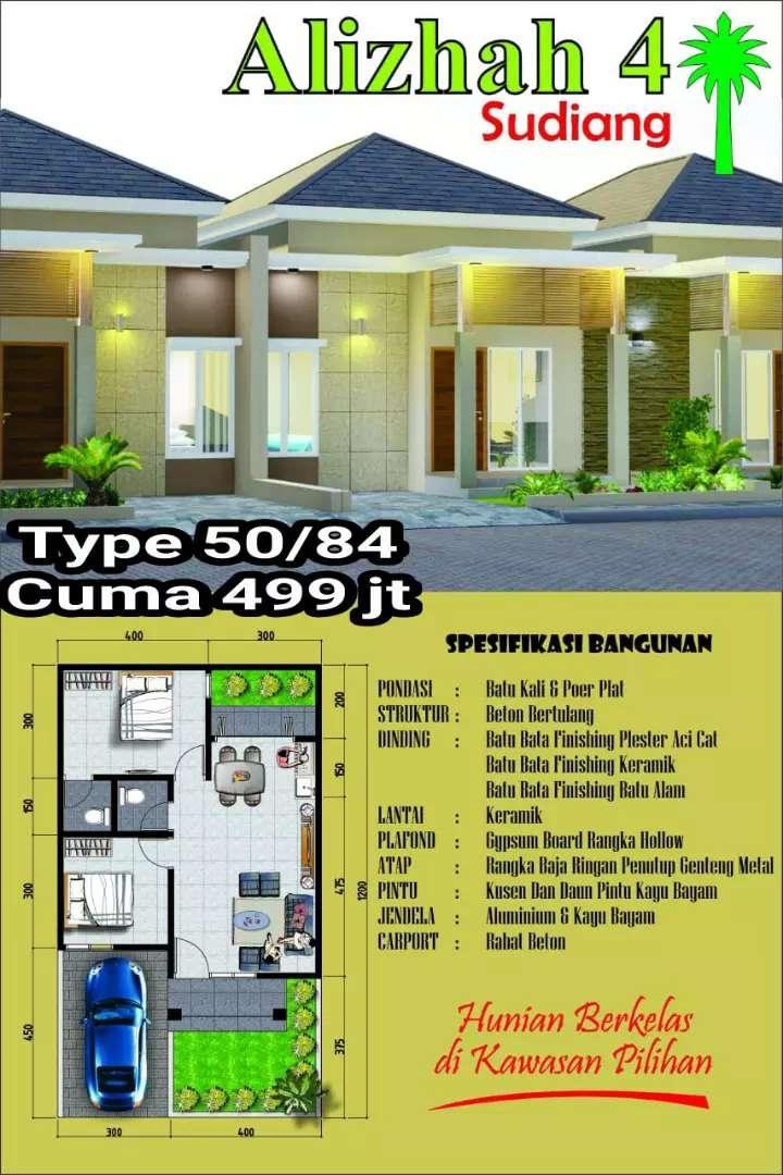 Rumah cantik Sudiang Makassar 0