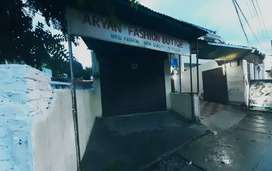 On road shop for rent 12 x 20