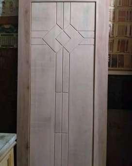 Daun pintu minimalis