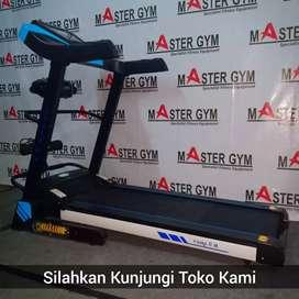 Alat Fitness TREADMILL ELEKTRIK - MASTER GYM Fitness Store !! MG#9891