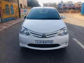 Toyota Etios Liva G, 2012, Diesel
